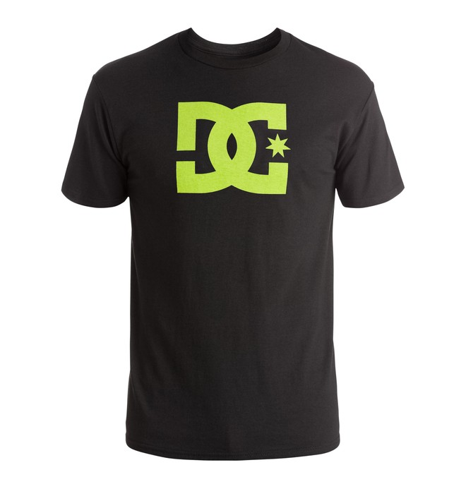 0 Men's Star Tee  ADYZT03611 DC Shoes
