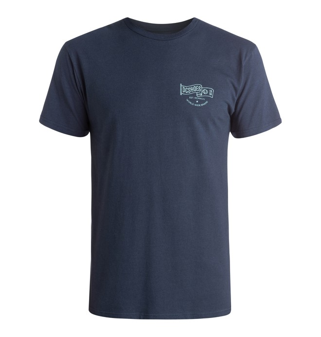 0 Men's Madprops Tee  ADYZT03689 DC Shoes