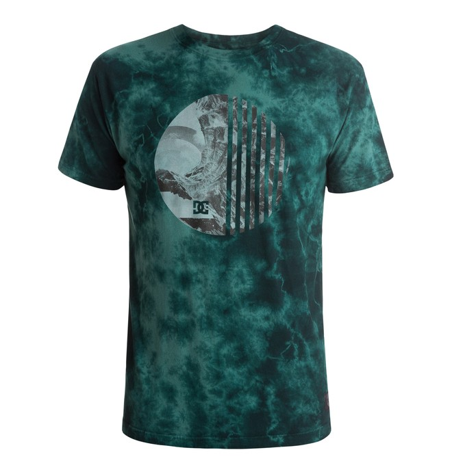 0 Spiral Symbol - T-Shirt  ADYZT03710 DC Shoes