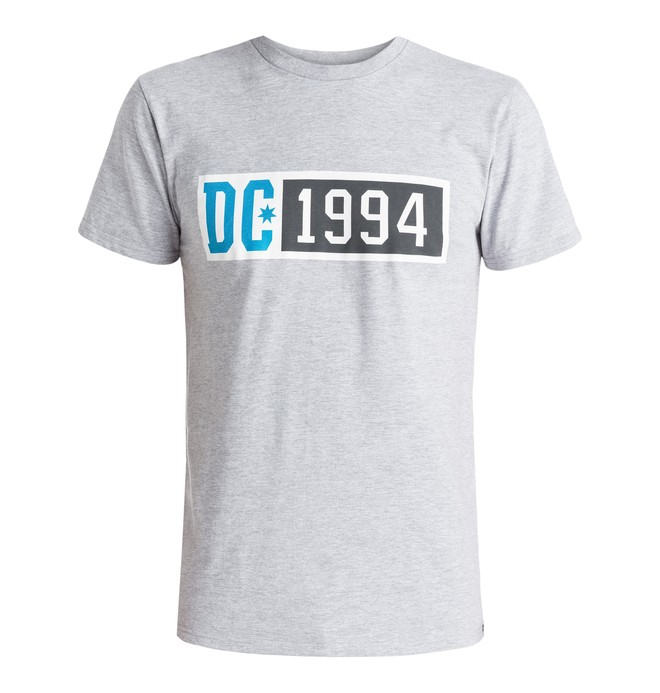 0 Men's 1994 Est Tee  ADYZT03767 DC Shoes