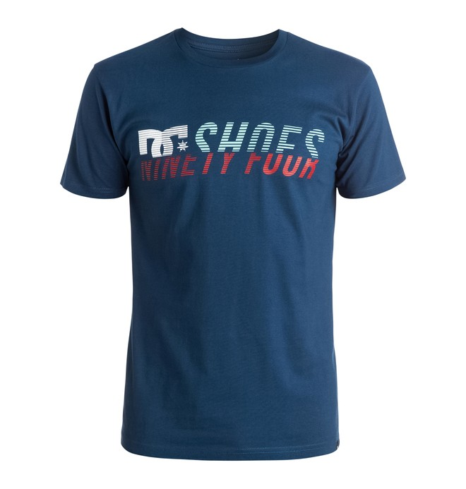 0 Men's Velocitee Tee  ADYZT03845 DC Shoes