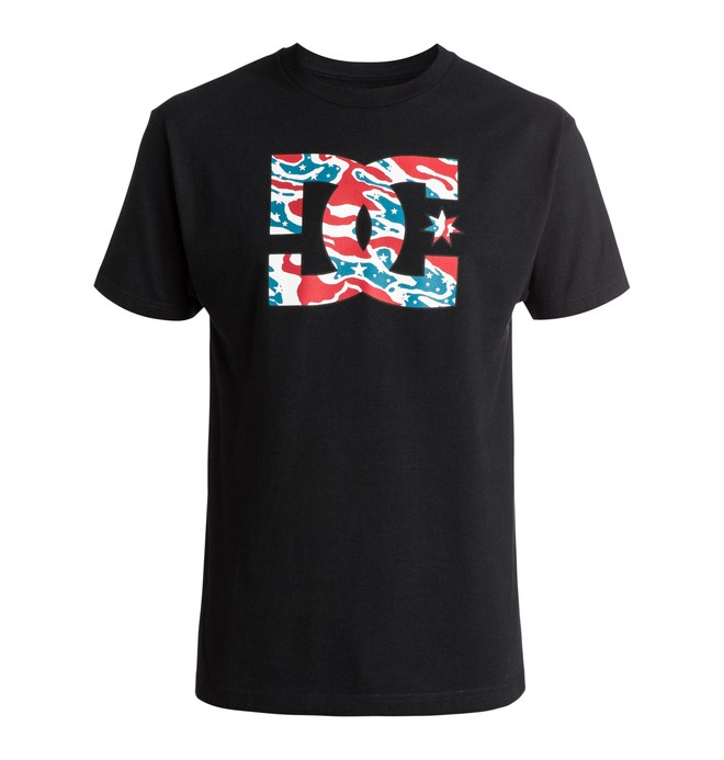 0 Men's US Camo Tee  ADYZT03884 DC Shoes
