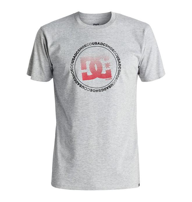 0 Way Back Circle - Tee-Shirt  ADYZT03991 DC Shoes