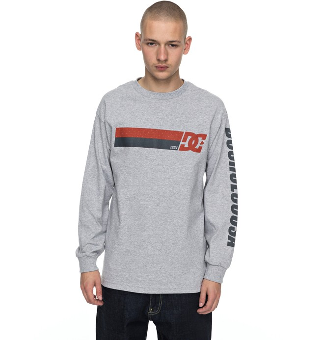 0 Men's Disaster Long Sleeve Tee  ADYZT04148 DC Shoes