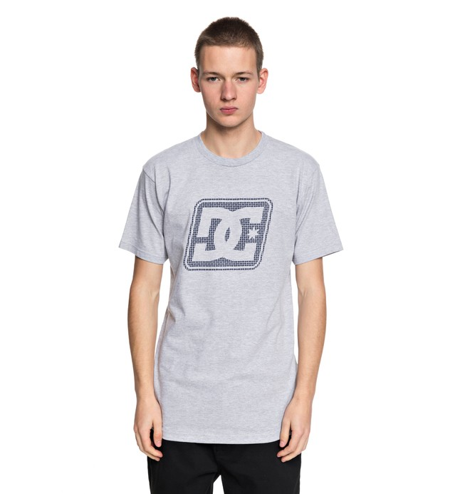 0 Men's Endless Tee Blue ADYZT04227 DC Shoes