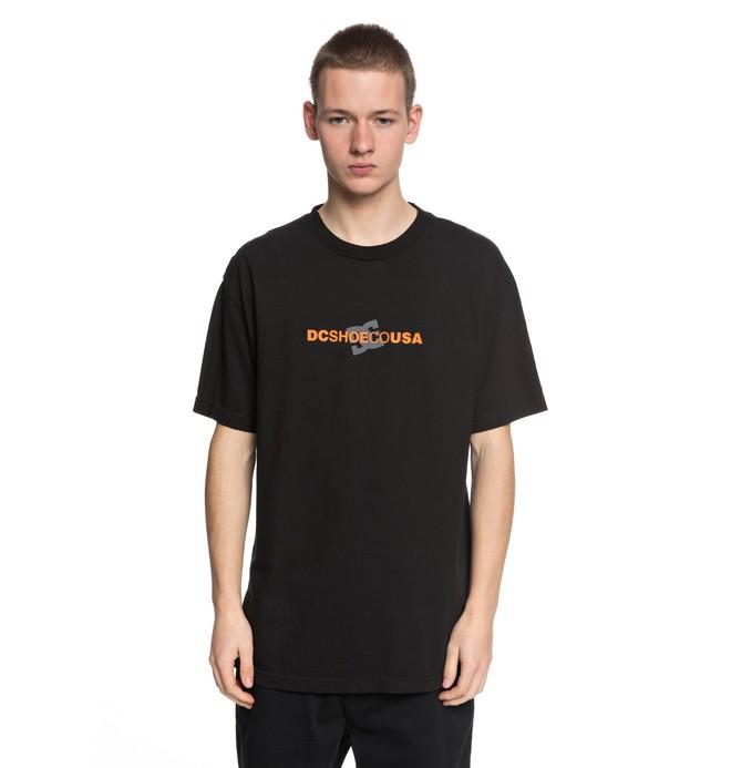 0 Round Reflect - T-Shirt Schwarz ADYZT04257 DC Shoes