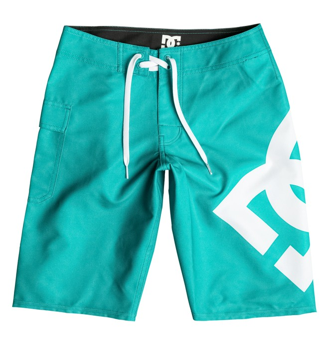 0 Boy's 8-16 Lanai Boardshorts  EDBBS03011 DC Shoes