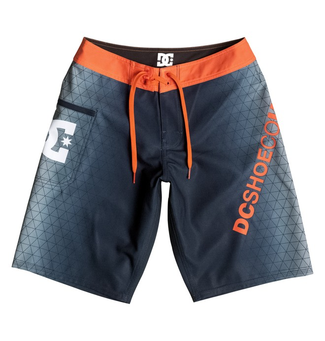 0 Boy's 8-16 Chilled Vibe Boardshorts  EDBBS03016 DC Shoes