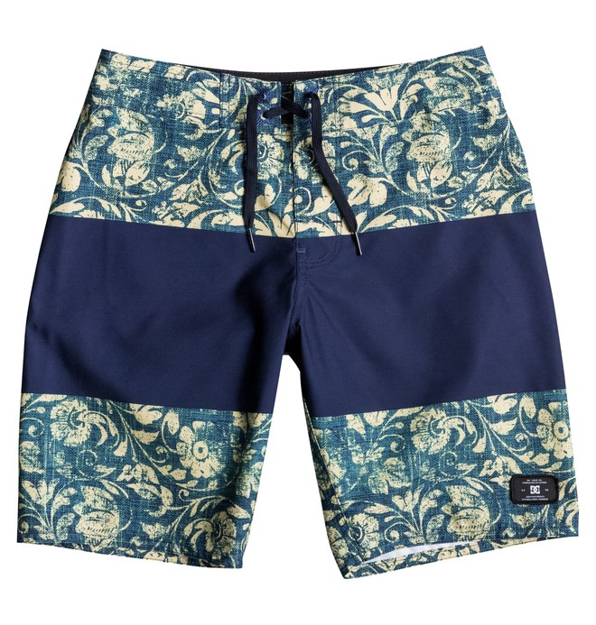 "0 Roellen 16"" - Board Shorts Yellow EDBBS03026 DC Shoes"