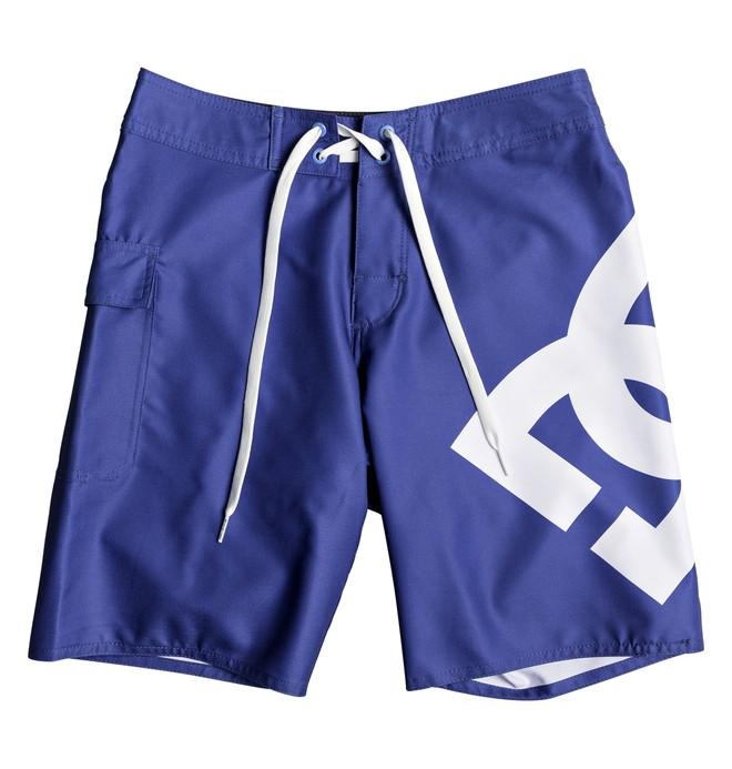 "0 Lanai 17"" - Boardshort Blue EDBBS03029 DC Shoes"