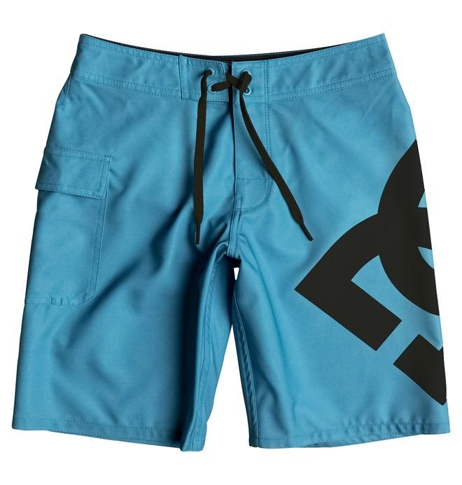 "0 Lanai 17"" - Board Shorts Blue EDBBS03029 DC Shoes"