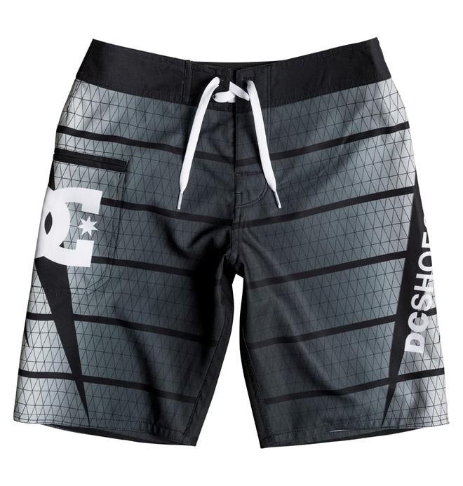 "0 Harrise 17"" - Board Shorts Black EDBBS03030 DC Shoes"