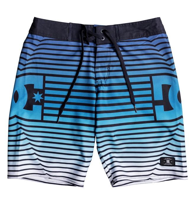 "0 Stroll It 17"" - Board Shorts Blue EDBBS03035 DC Shoes"