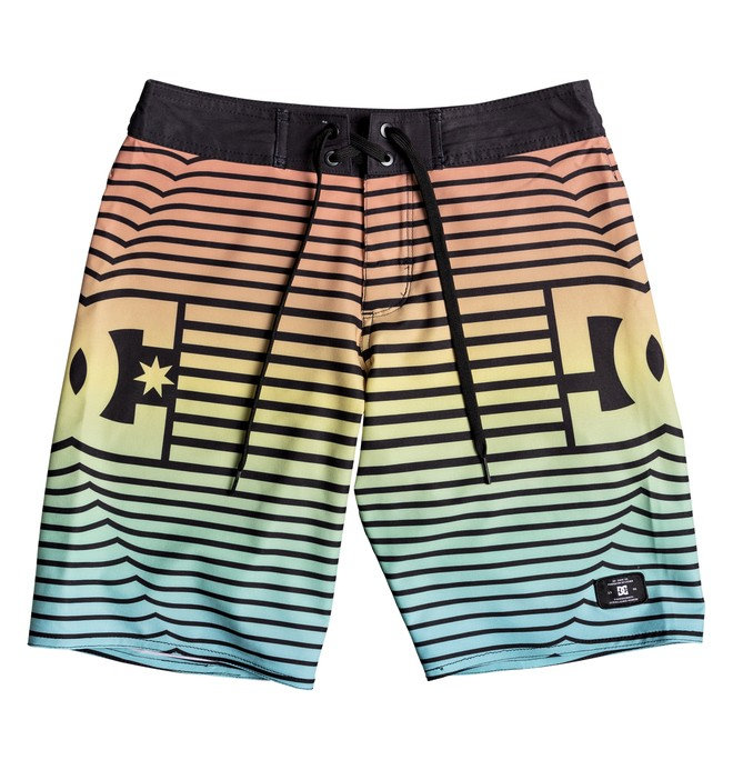 "0 Stroll It 17"" - Boardshort Black EDBBS03035 DC Shoes"