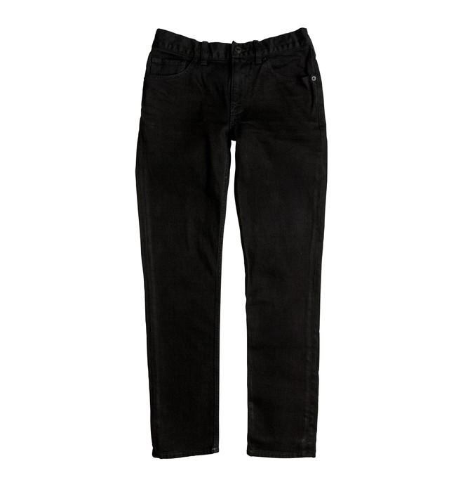 0 Worker Slim Fit - Jean Noir EDBDP03022 DC Shoes