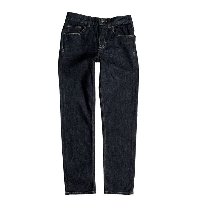 0 Worker Straight Fit - Jeans Blue EDBDP03023 DC Shoes