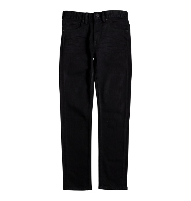 0 Worker - Slim Fit Jeans Black EDBDP03045 DC Shoes