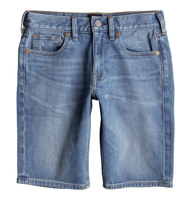 0 Washed Straight - Short en denim  EDBDS03009 DC Shoes