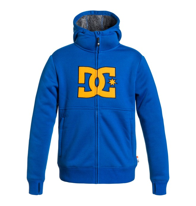 0 Billions -  Zip-Up Hoodie  EDBFT03038 DC Shoes