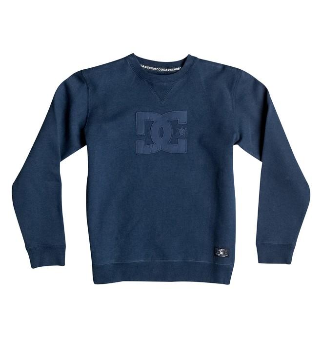 0 Ellis - Crew-Neck Sweatshirt  EDBFT03048 DC Shoes