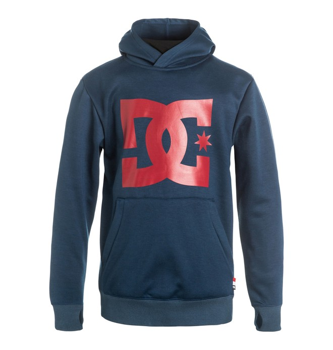 0 Snowstar - Technical Hoodie  EDBFT03077 DC Shoes