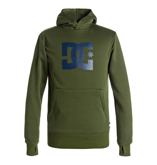 0 Snowstar - Technical Riding Hoodie  EDBFT03108 DC Shoes