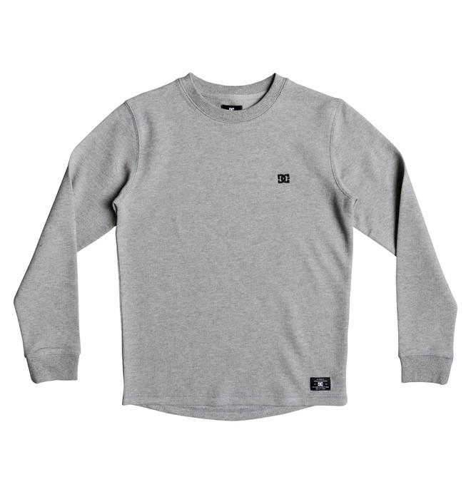 0 Rentnor - Sweatshirt Black EDBFT03128 DC Shoes
