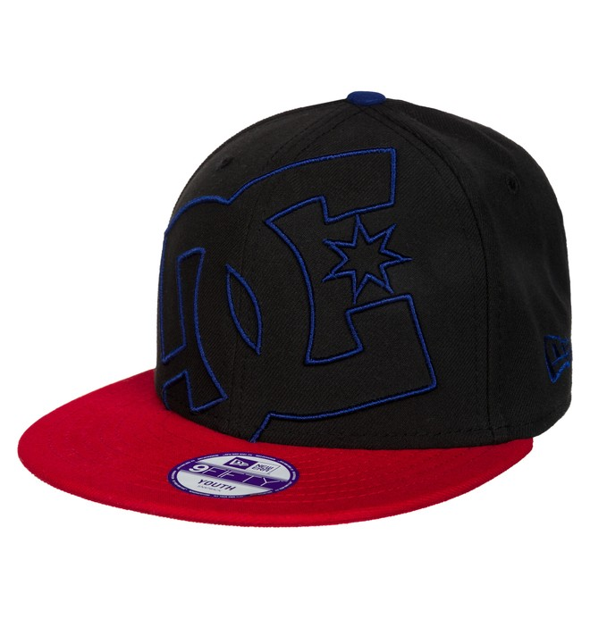 0 Coverage Snapback By  EDBHA00010 DC Shoes