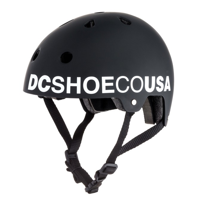 0 Askey 2 - Skate Helmet Black EDBHA03002 DC Shoes