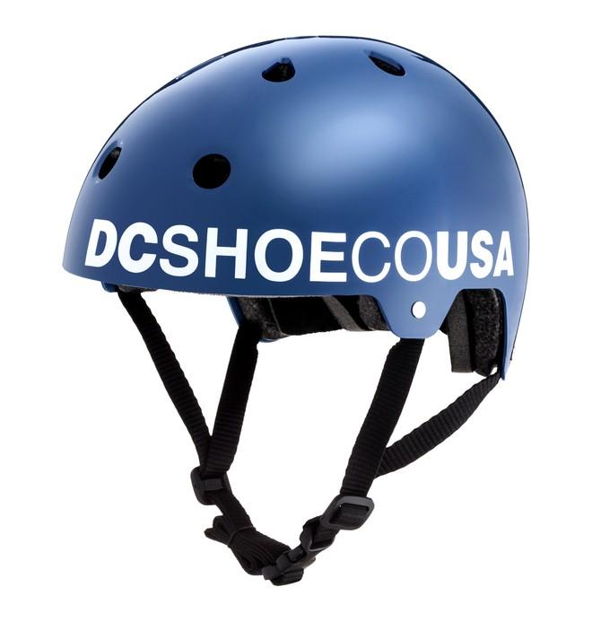 0 Askey 2 - Skate Helmet Purple EDBHA03002 DC Shoes