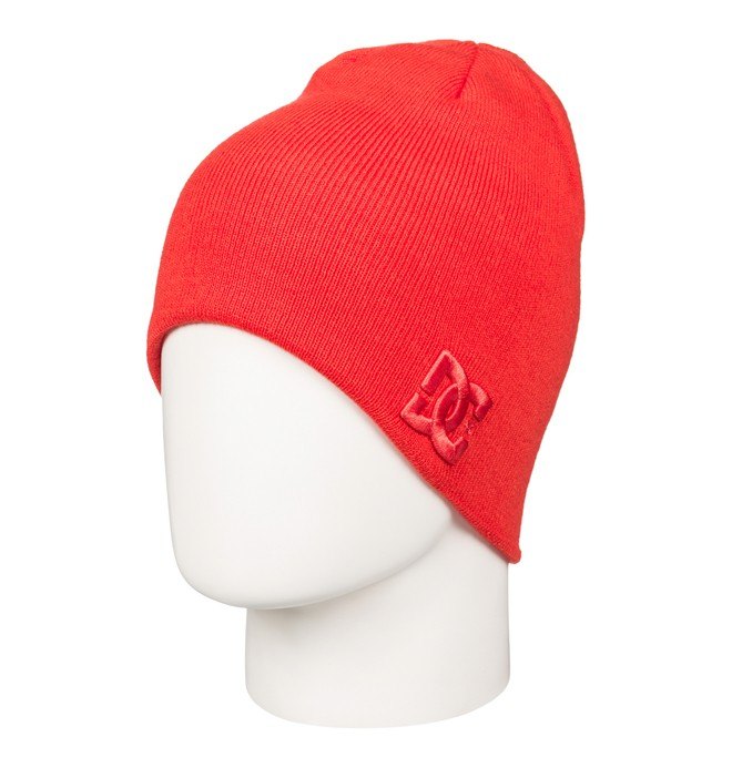 0 Igloo - Bonnet Orange EDBHA03010 DC Shoes