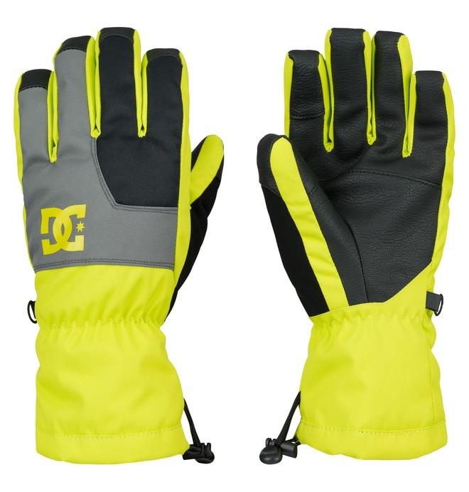 0 Seger -  Gloves  EDBHN03002 DC Shoes
