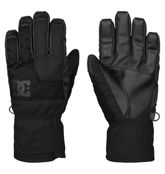 0 Seger - Snow Gloves Black EDBHN03003 DC Shoes