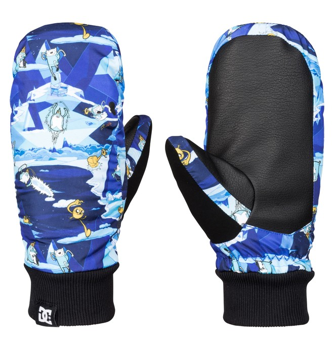 0 Flag - Snow Mittens  EDBHN03004 DC Shoes