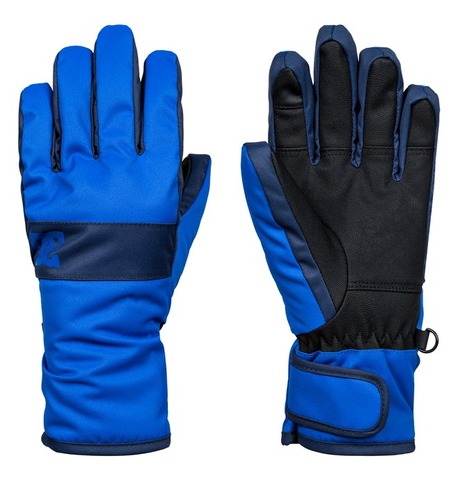 0 Franchise - Snowboard/Ski Gloves  EDBHN03005 DC Shoes