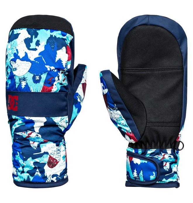0 Franchise - Moufles de snowboard/ski  EDBHN03006 DC Shoes