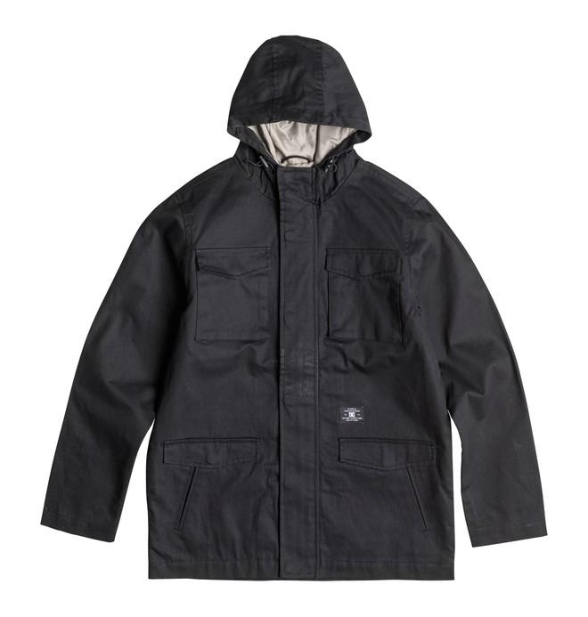 0 Mastadon - Hooded M-65 Jacket  EDBJK03006 DC Shoes