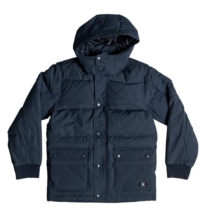0 Arctic - Padded Jacket Blue EDBJK03015 DC Shoes