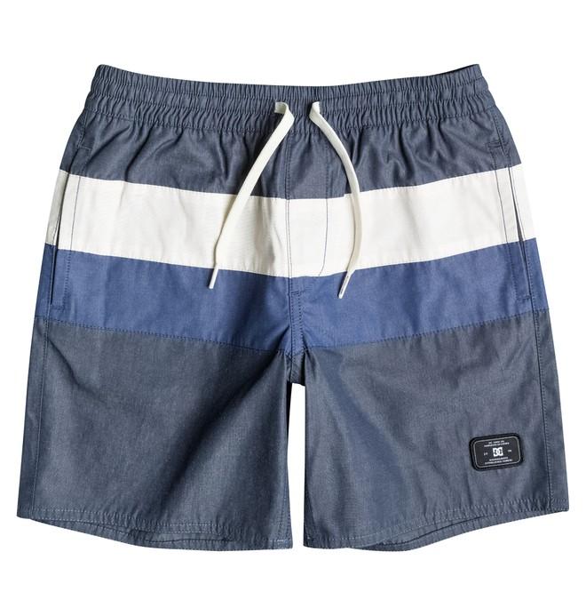 0 The Front - Swim Shorts Blue EDBJV03002 DC Shoes