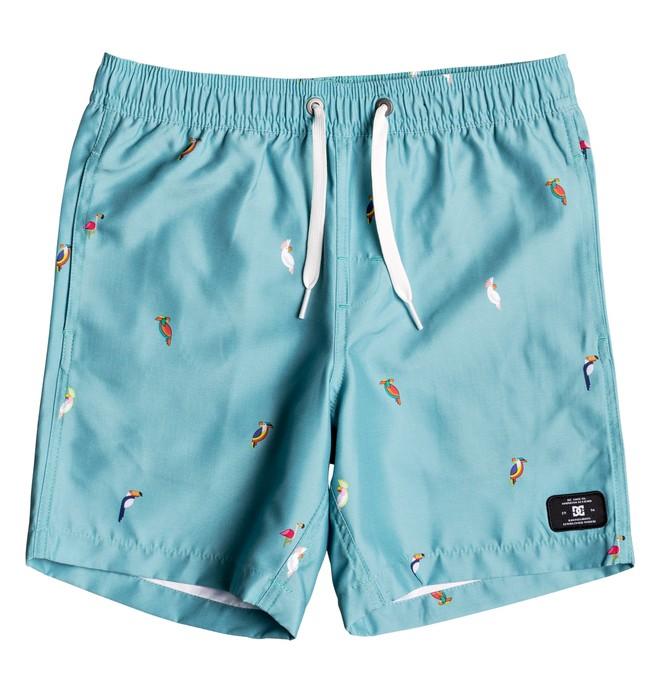 "0 All Season 14.5"" - Bermuda da spiaggia Blue EDBJV03012 DC Shoes"