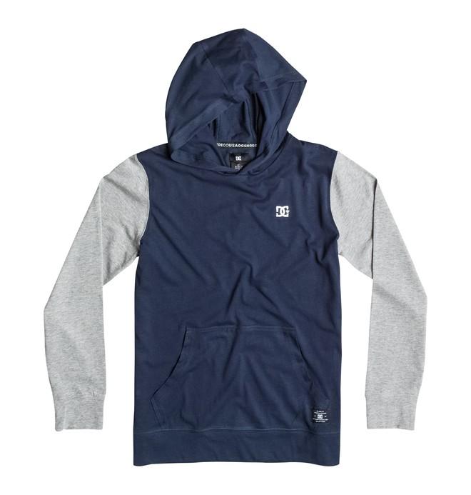 0 Heroland - Long Sleeve Hooded T-shirt  EDBKT03019 DC Shoes
