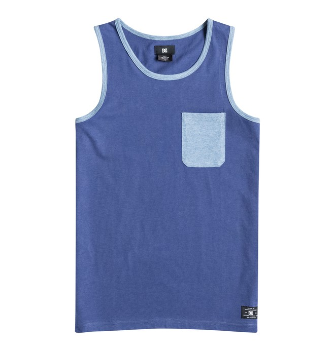 0 Contra - Vest Blue EDBKT03027 DC Shoes