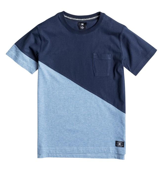 0 Larkstone - T-Shirt  EDBKT03031 DC Shoes