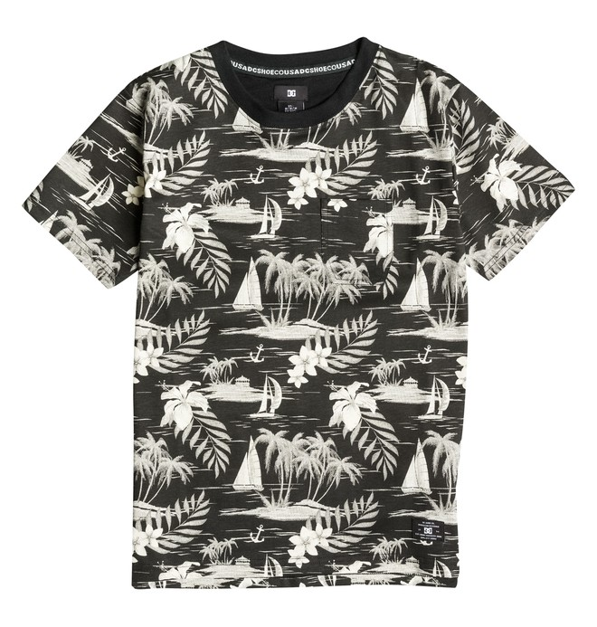 0 Ravencrest - T-shirt  EDBKT03032 DC Shoes