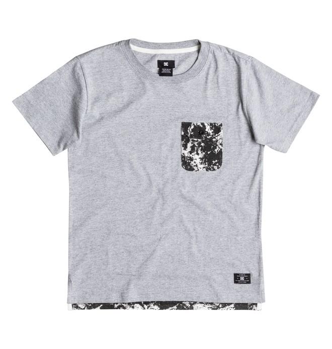 0 Owensboro - Pocket T-Shirt Black EDBKT03072 DC Shoes