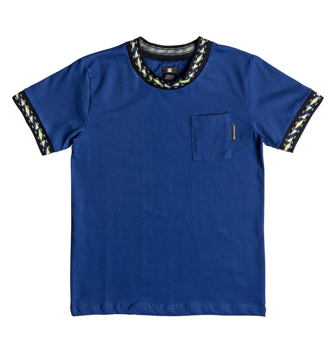 0 Dunbar - T-Shirt  EDBKT03090 DC Shoes