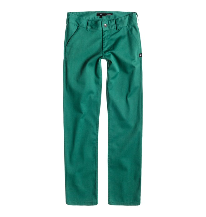 0 DC Worker Straight EU Pant BY  EDBNP00001 DC Shoes