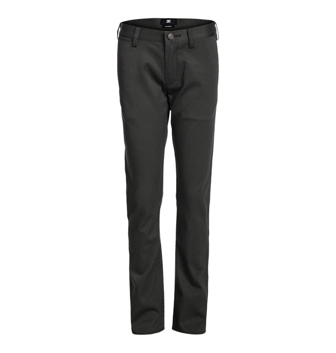 0 DC Worker Straight Pant By  EDBNP03000 DC Shoes