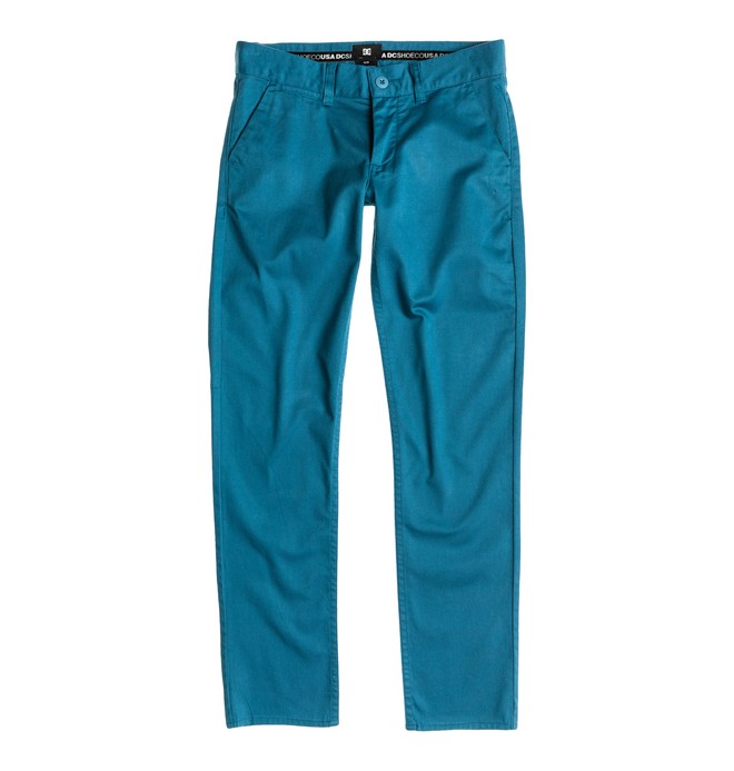 0 Slim Chino Boy  EDBNP03001 DC Shoes