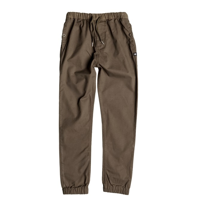 0 Langdale - Chino Joggers Beige EDBNP03004 DC Shoes